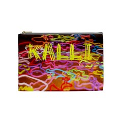Silly Band Case Kalli By Marie   Cosmetic Bag (medium)   G7f2irf32s4d   Www Artscow Com Front