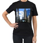 NYC T-Shirt - Women s Black T-Shirt (Two Sides)