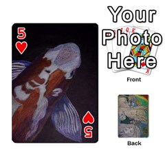 Dad s Cards By Jessica   Playing Cards 54 Designs   Ykwvnljic44l   Www Artscow Com Front - Heart5