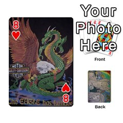 Dad s Cards By Jessica   Playing Cards 54 Designs   Ykwvnljic44l   Www Artscow Com Front - Heart8