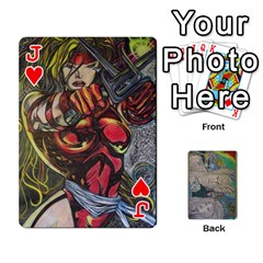 Jack Dad s Cards By Jessica   Playing Cards 54 Designs   Ykwvnljic44l   Www Artscow Com Front - HeartJ