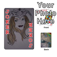 Dad s Cards By Jessica   Playing Cards 54 Designs   Ykwvnljic44l   Www Artscow Com Front - Joker2