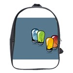 3D Animation School Bag (Large)