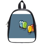 3D Animation School Bag (Small)
