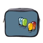 3D Animation Mini Toiletries Bag (Two Sides)