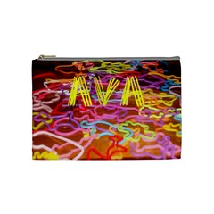 Silly Band Case Ava By Marie   Cosmetic Bag (medium)   082mrssczehf   Www Artscow Com Front