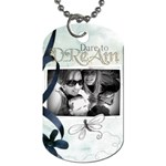 chelses tag - Dog Tag (One Side)