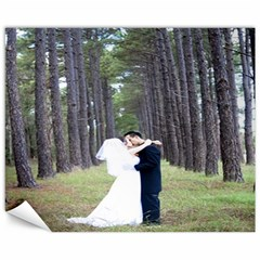 B & T Wedding Pics By Brooke   Canvas 16  X 20    Fo1pwld6aclk   Www Artscow Com 20 x16 Canvas - 2