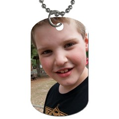 Dog Tags By Jessica Williams   Dog Tag (two Sides)   Q2p9ovjizt5r   Www Artscow Com Front