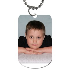 Dog Tags By Jessica Williams   Dog Tag (two Sides)   Q2p9ovjizt5r   Www Artscow Com Back