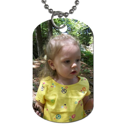 By Amy Merrill   Dog Tag (one Side)   Hd1nrzqr9st3   Www Artscow Com Front