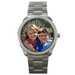Tiffanie s Personalized Sports Watch - Sport Metal Watch