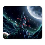 Beauty in Every Beast - Large Mousepad