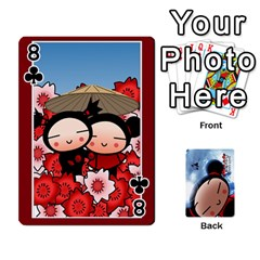 Puccacardnew By Nikole   Playing Cards 54 Designs   O8eedcu4he93   Www Artscow Com Front - Club8