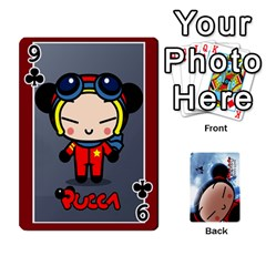 Puccacardnew By Nikole   Playing Cards 54 Designs   O8eedcu4he93   Www Artscow Com Front - Club9