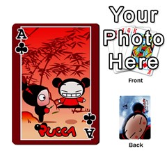 Ace Puccacardnew By Nikole   Playing Cards 54 Designs   O8eedcu4he93   Www Artscow Com Front - ClubA