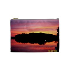 Make Up Bag By Denise Cunningham   Cosmetic Bag (medium)   V0kjbc43ev2n   Www Artscow Com Front