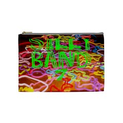 Silly Band Case Silly Bandz By Marie   Cosmetic Bag (medium)   Rxvgfie9dei3   Www Artscow Com Front
