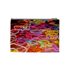 Silly Band Case Silly Bandz By Marie   Cosmetic Bag (medium)   Rxvgfie9dei3   Www Artscow Com Back