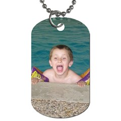 By Miranda   Dog Tag (two Sides)   By9y8ezasrqp   Www Artscow Com Front