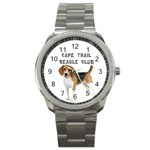 Beagle Watch Option 2 - Sport Metal Watch