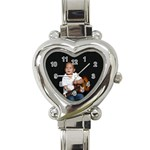 BlakeHeartWatch - Heart Italian Charm Watch