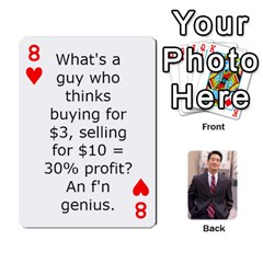 Larrysdeck By Ryan Shea   Playing Cards 54 Designs   Eww3fcqwpsi0   Www Artscow Com Front - Heart8