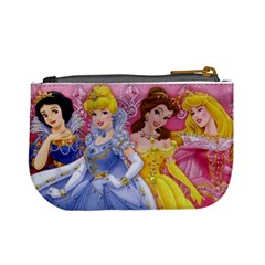 Kalli Princess By Marie Jingle   Mini Coin Purse   Th9cnq2rla3s   Www Artscow Com Back