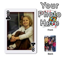 Ober Cards By Marjann   Playing Cards 54 Designs   U1j2i0jh2u7w   Www Artscow Com Front - Club8