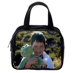 Aidan And Sarah By Dieu Hien Nguyen   Classic Handbag (two Sides)   J4uolr20joju   Www Artscow Com Back