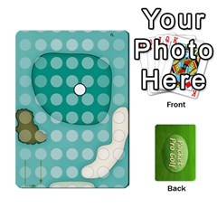 2010 Pocket Pro Golf By Steve Sisk   Playing Cards 54 Designs   Ni0s1wo6t1yn   Www Artscow Com Front - Diamond5