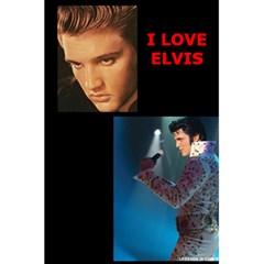 Elvis Book By Ami   5 5  X 8 5  Notebook   P15dvk3s4v5l   Www Artscow Com Front Cover