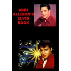 Elvis Book By Ami   5 5  X 8 5  Notebook   P15dvk3s4v5l   Www Artscow Com Front Cover Inside