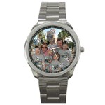 hubby - Sport Metal Watch