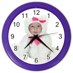 avery - Color Wall Clock
