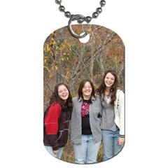 By Tina Collins   Dog Tag (two Sides)   07wh44rjfijb   Www Artscow Com Front