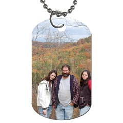 By Tina Collins   Dog Tag (two Sides)   07wh44rjfijb   Www Artscow Com Back