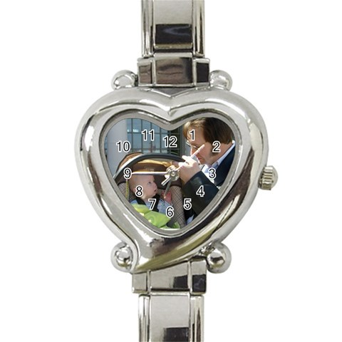 Bradey By Cathy   Heart Italian Charm Watch   6i9nlp93gfz0   Www Artscow Com Front