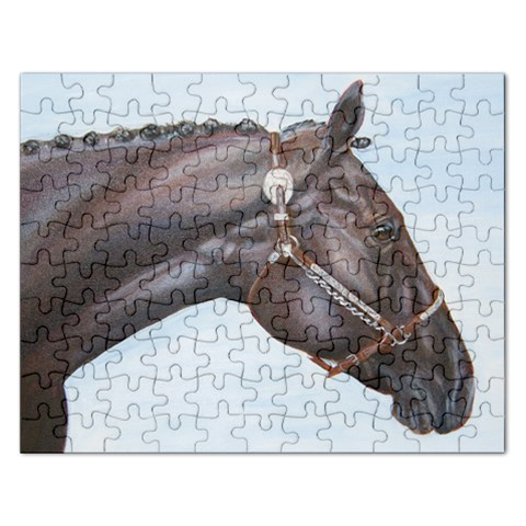 Emily By Shantelle   Jigsaw Puzzle (rectangular)   Pf0y2k4kk971   Www Artscow Com Front