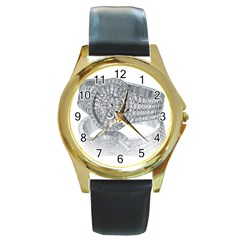 jewelry-watches1 Round Gold Metal Watch by roopbaby