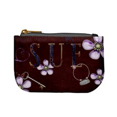 Sue By Amarilloyankee   Mini Coin Purse   9866drj2gfhu   Www Artscow Com Front