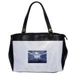 Future World Oversize Office Handbag (One Side)