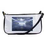 Future World Shoulder Clutch Bag