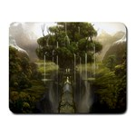 Gardens of Babylon Small Mousepad