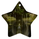 Gardens of Babylon Ornament (Star)