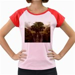 Gardens of Babylon Women s Cap Sleeve T-Shirt