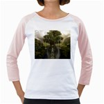 Gardens of Babylon Girly Raglan