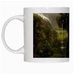 Gardens of Babylon White Mug