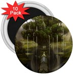 Gardens of Babylon 3  Magnet (10 pack)