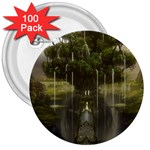 Gardens of Babylon 3  Button (100 pack)